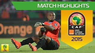 Zambia - D.R. Congo | CAN Orange 2015 | 18.01.2015