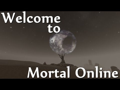 Welcome to Mortal Online: Sandy Adventure Part 1
