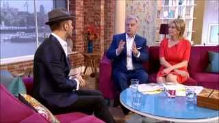 Matt Goss On This Morning ( Oct 2013 )