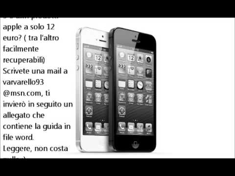 vinci un iphone 4s gratis