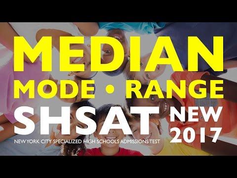 shsat-math:-median,-mode,-range-|-specialized-high-school-exam-|-new-york-city-|-shsat-exam-prep
