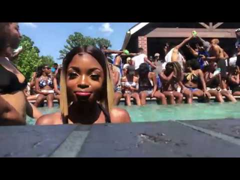 Valdosta State University Pool Party & more VLOG 2