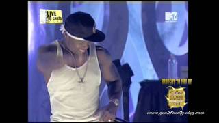 50 Cent & G Unit Live on MTV (2007) [Pt. 3/4]