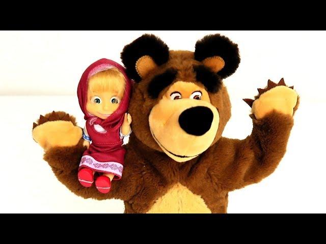 Маша и Медведь (Masha and The Bear)