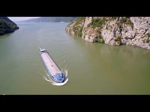 Donau - Frachtschiff Barbuda