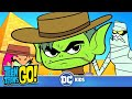 Teen Titans Go! | Mummy Fight! | DC Kids