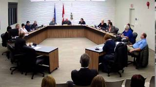 Town of Drumheller Regular Council Meeting of January 11, 2016