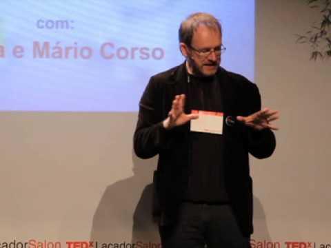 Sobre a felicidade: Diana & Mario Corso at TEDxLaçadorSalon