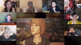 Life Is Strange Final - Reactions Mashup