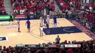 2012 Arizona vs Florida - Final Minutes