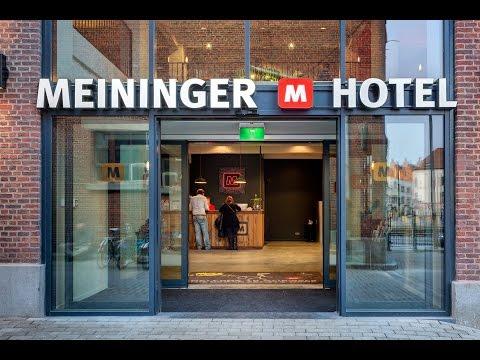 MEININGER Hotel Brussels City Center in Brussels, Belgium - THG Review by Lauren & Matt