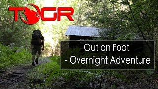 Out on Foot - Overnight Adventure