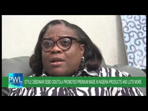 Adebowale Odutola on BEN TV