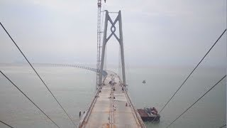 Hong Kong-Zhuhai-Macao Bridge: A game changer for the Pearl River Delta