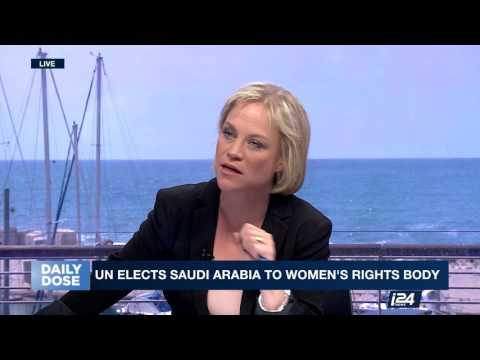 DAILY DOSE | Hillel Neuer's UN Watch slams Saudi election to women rights commission