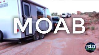 MOAB - Notre première mésaventure + Arches National Park