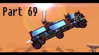 Robocraft Part 69| Tier 6 Plasma Cruiser Flyer Hybrid - Build and Gameplay