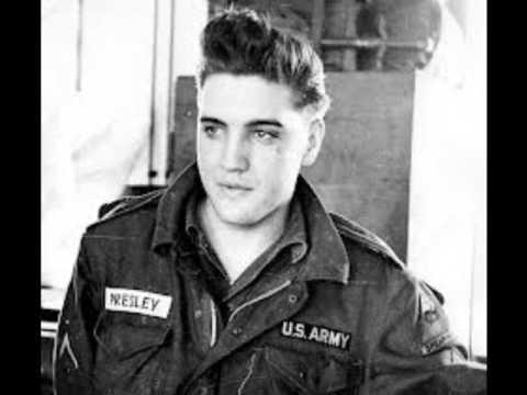 Elvis Presley -- She's Not You