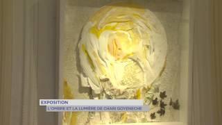 Exposition : L'ombre et la lumière de Chari Goyeneche