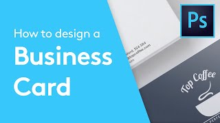 How To Design A Business Card In Adobe Photoshop | Solopress Tutorial