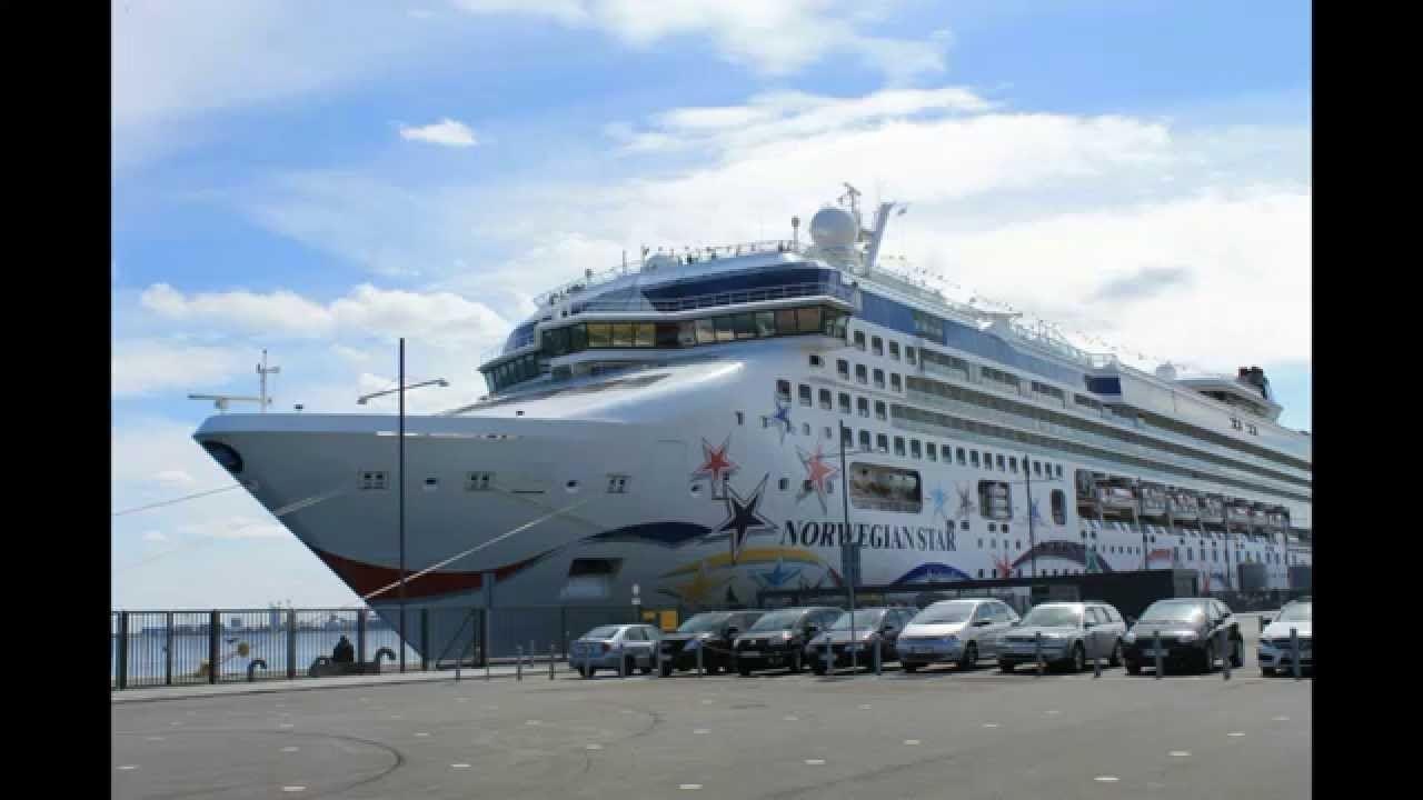 Cruise Ship Norwegian STAR Copenhagen YouTube - Cruise ship copenhagen