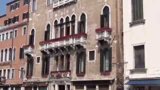 Альпы: Три страны 2014. День 2 Часть 2. Прогулка по Венеции(, 2015-03-20T20:43:06.000Z)