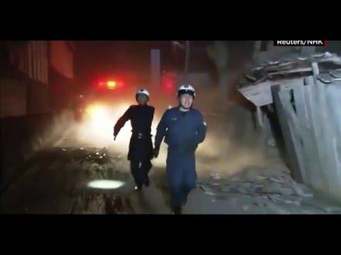BREAKING! Seismologist Warns Of Catastrophic Mega-Quakes As Japan And Ecuador Suffer