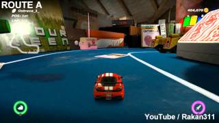 Table Top Racing: World Tour - Back to the 80s - All Coins Location