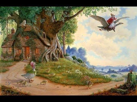 сценарий путешествие по сказкам для детей