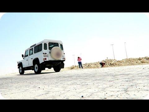 EXPLORING BAHRAIN IN A DEFENDER (Bahrain Travel Vlog)