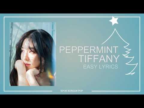Tiffany Young - Peppermint - Easy Lyrics