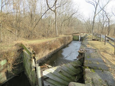 Following The Union Canal (Ep 2) Schuylkill River To Blue Marsh
