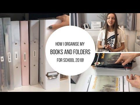 Get organised for School 2018! | GCSE EXAMS