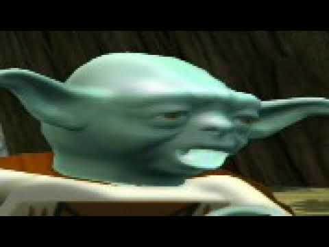 Lego yoda death sound but its 1 hour long - YouTube