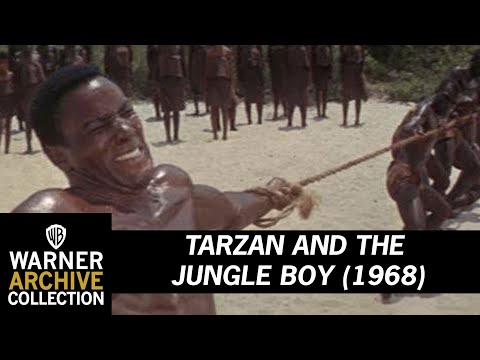 Tarzan and the Jungle Boy is listed (or ranked) 48 on the list The Best Movies of 1968