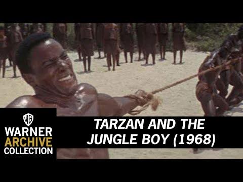 Tarzan and the Jungle Boy Original Theatrical