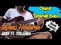 Bass Cover & Chord Emas Hantaran - Arief Ft. Yollanda (Chord) Untuk Pemula