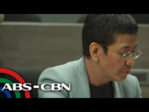 Ressa's libel accuser not connected to Duterte, says lawyer Mp3