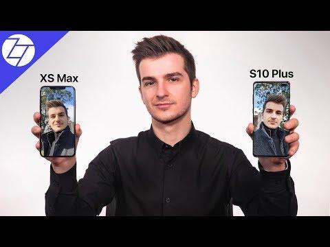 S10 Plus vs iPhone XS Max - The ULTIMATE Camera Comparison!