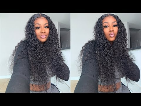 HOW TO INSTALL LACEFRONT WIG | EULLAIR HAIR