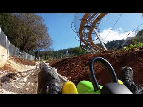 Sunnyland Sarajevo alpine coaster