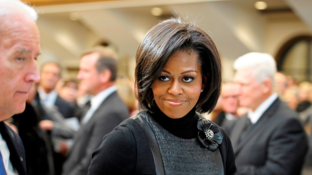 Michelle Obama as Joe Biden's VP would make the election a 'lay down Misère'