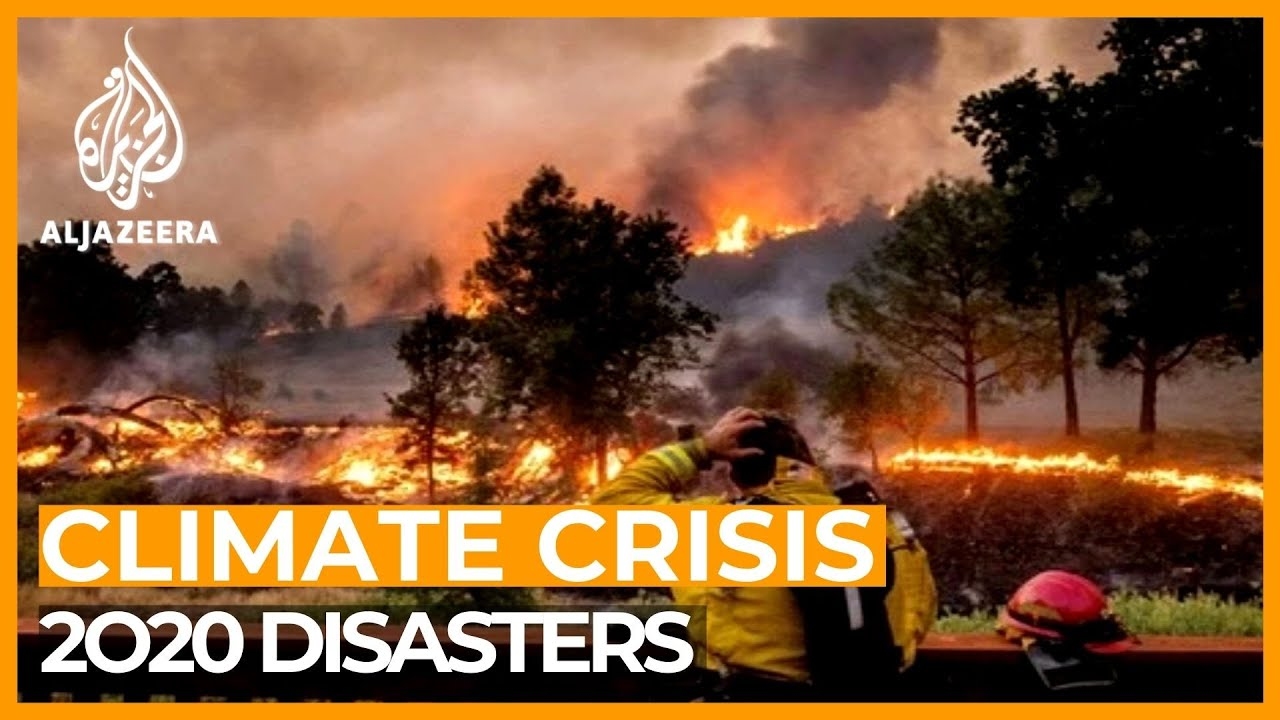 The Worst Natural Disasters of 2020