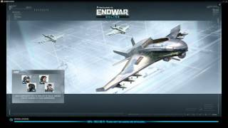 Tom Clancy's EndWar Online - Gameplay 1