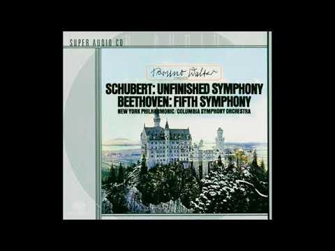 Beethoven Symphony No. 5 Columbia Symphony Orchestra, Bruno Walter