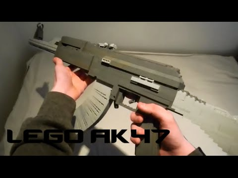 Counter Strike Global Offensive Lego Ak 47 Jims Lego Guns Youtube
