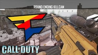 Trickshot on EVERY COD Ever Created! (Multi-COD Trickshotting)