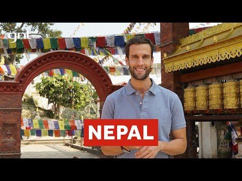Kathmandu, Everest e