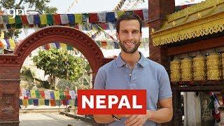 Kathmandu, Everest e a cultura incrível do Nepal | Pedro Andrade | Roteiros pelo Mundo