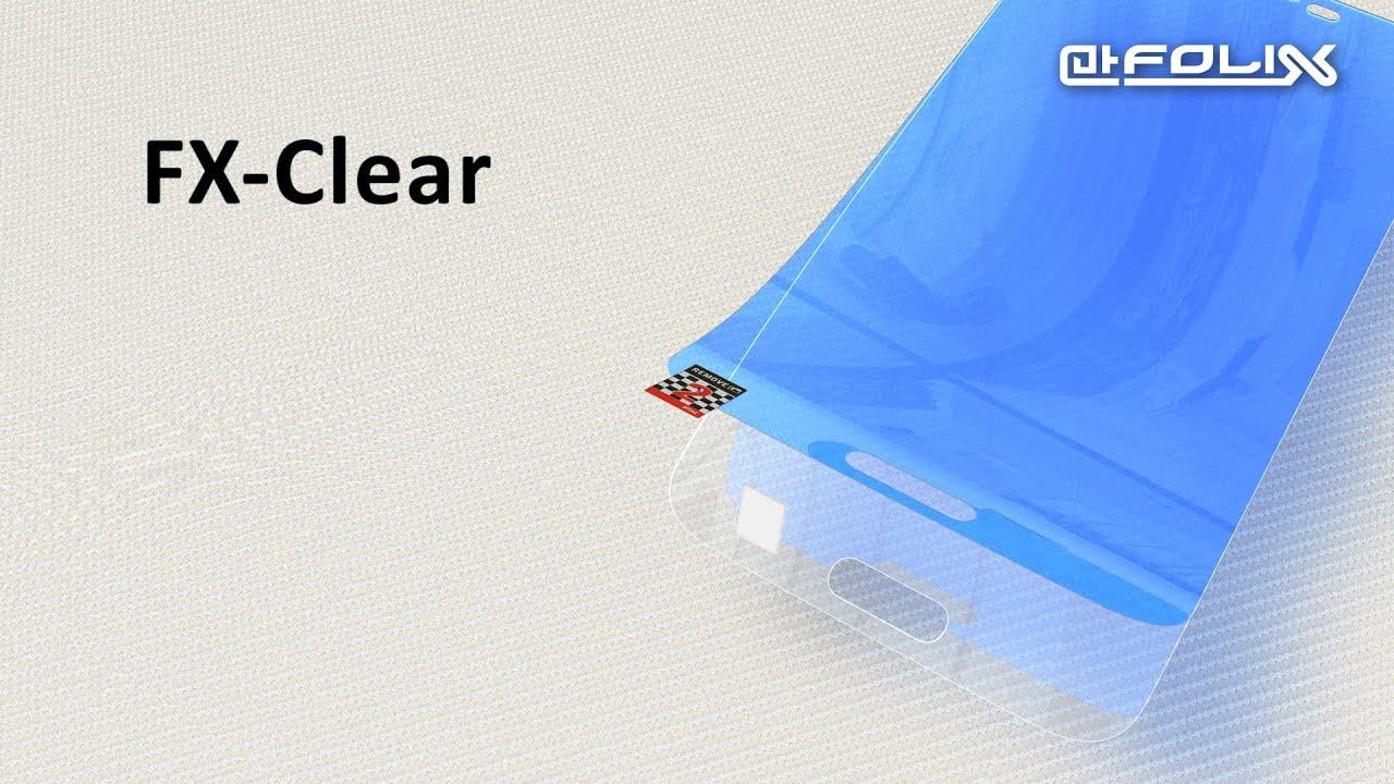 FX Clear Montageanleitung